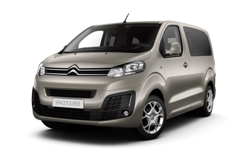 Citroen Spacetourer / Jumpy Combi