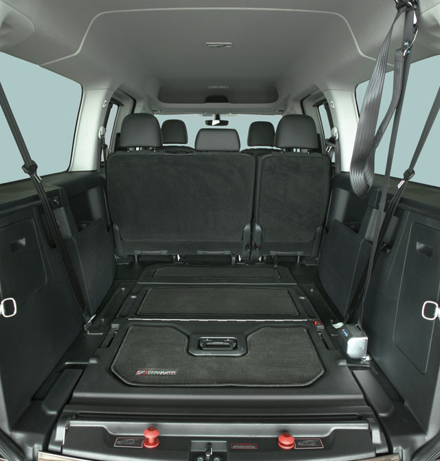 Genius Ramp Volkswagen Caddy Disabili