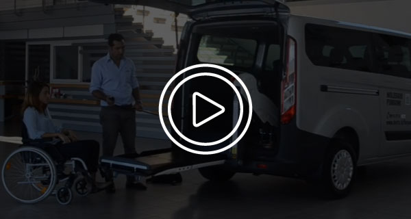 Ford Transit Custom EasySafe Video