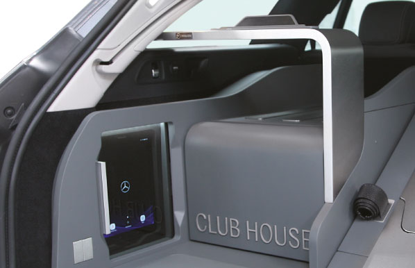 Classe E Club House Vano Tablet
