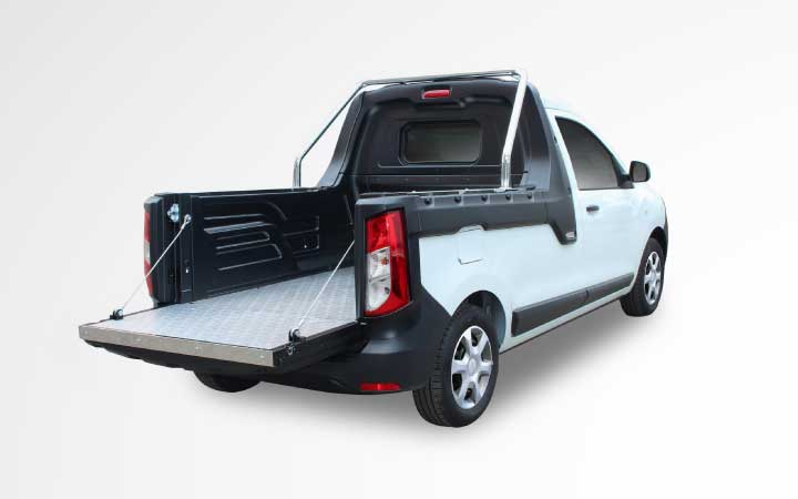 Dacia Dokker Pick Up Focaccia Group