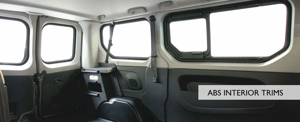 Abs Automotive Interior Trims