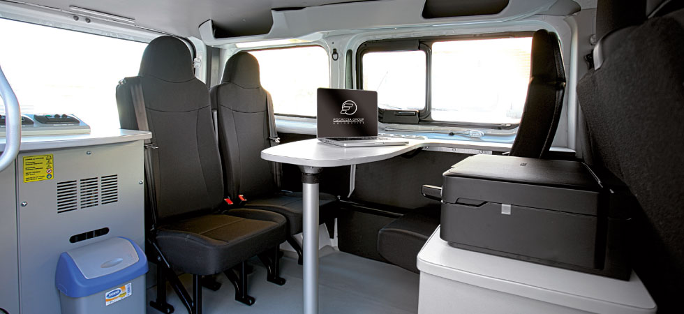 F-Duo Mobile Office