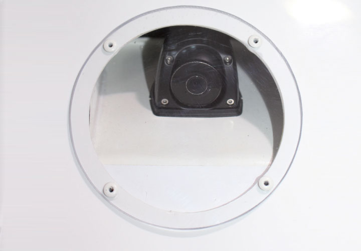 Prisoner Cell Security Camera