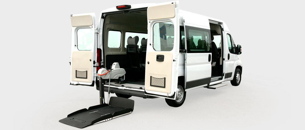 Wheelchair Accessible Fiat Ducato