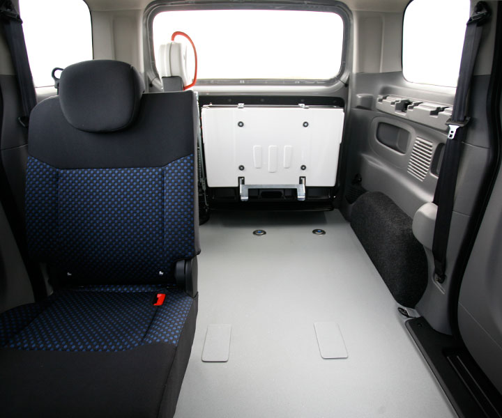 Nissan Evalia Wheelchair Accessible Vehicle Focaccia Group