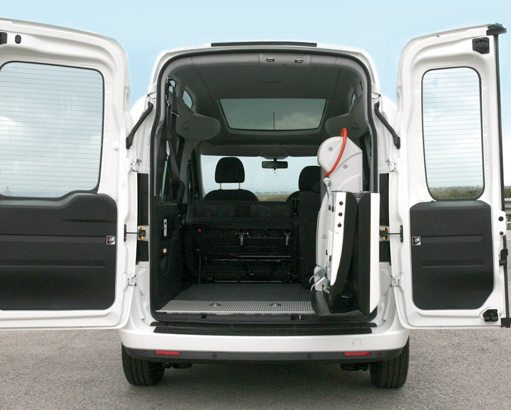 Wheelchair Accessible Opel Combo H2 F Twister