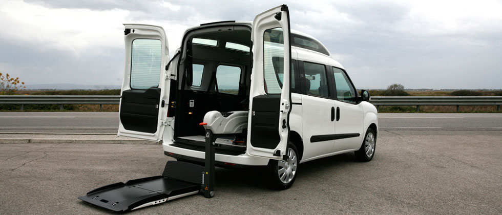 Wheelchair Accessible Opel Combo H2