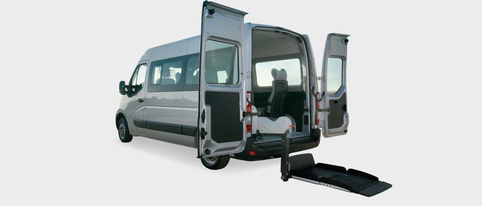 Wheelchair Accessible Opel Movano