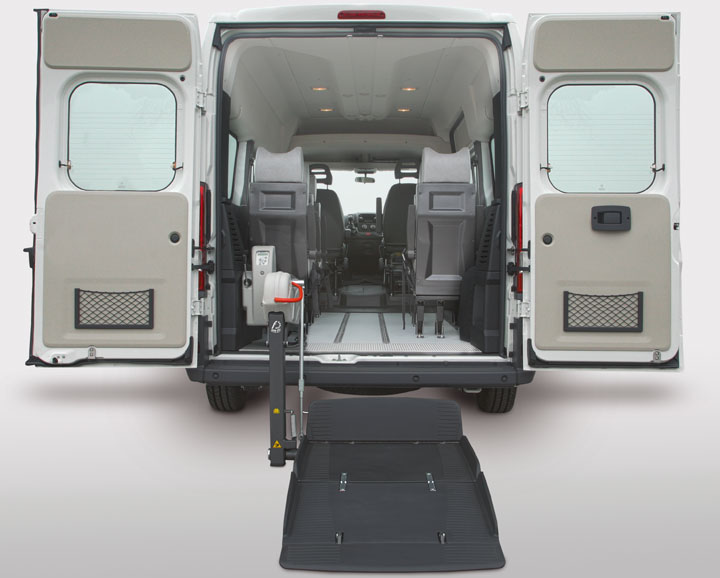 Peugeot Boxer Wav With Fiorella Lift