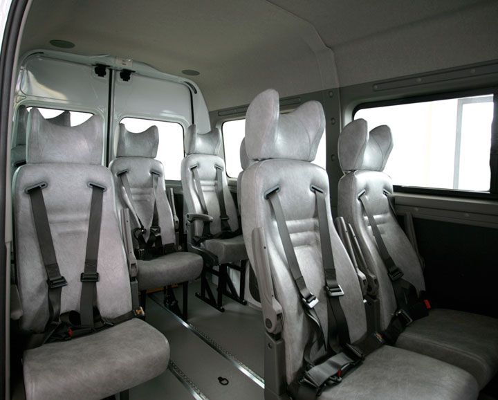 Renault Master Wav Single Seats