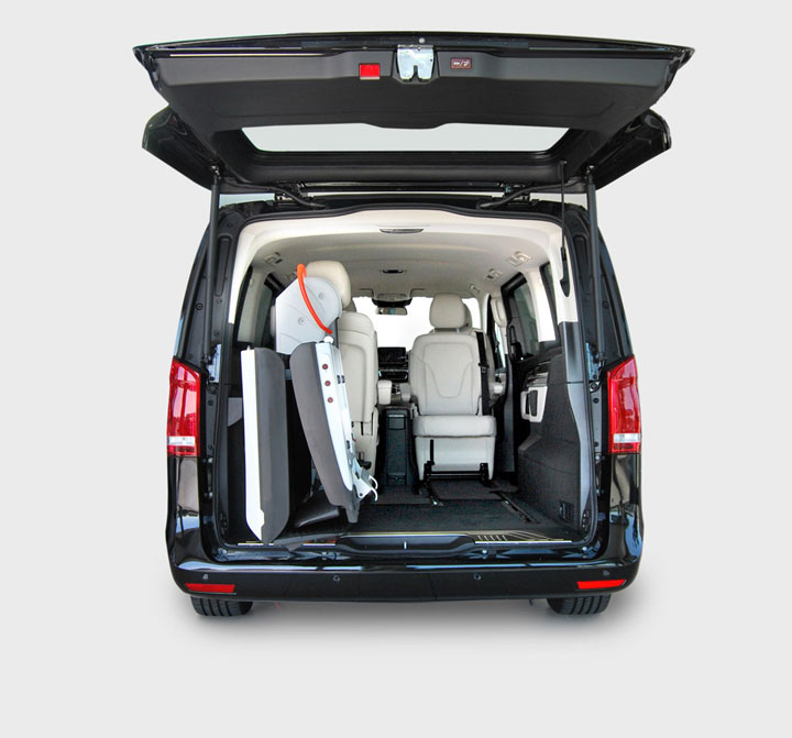 mercedes v class wheelchair accessible vehicle focaccia group automotive car equipment for disabled mercedes v class wheelchair accessible