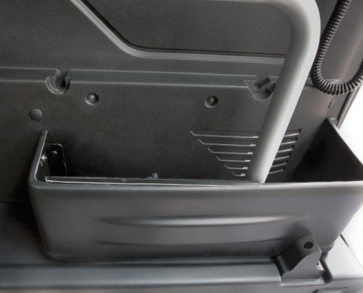Opel Combo Wav Storage Compartment