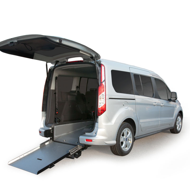 Ford Tourneo Connect7 Wheelchair Access