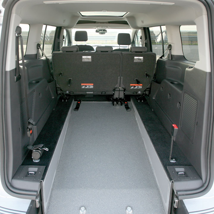 Ford Tourneo Connect7 for Wheelchair Passenger
