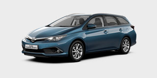 Toyota Auris Sports Touring Autocarro