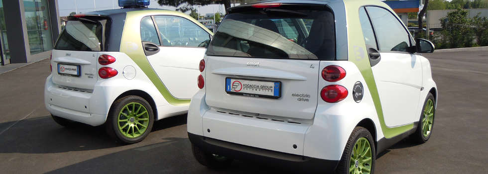 Smart Electric Drive - Allestimento Forze dell'Ordine Focaccia Group