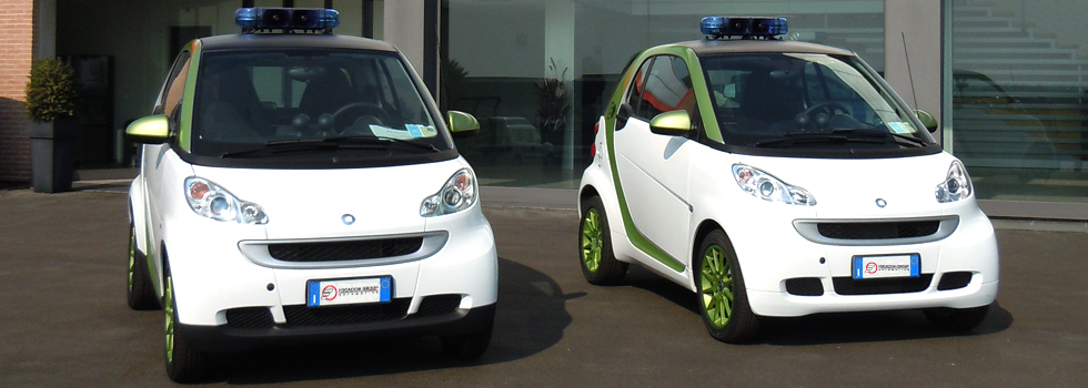 Smart Electric Drive - Allestimento Focaccia Group
