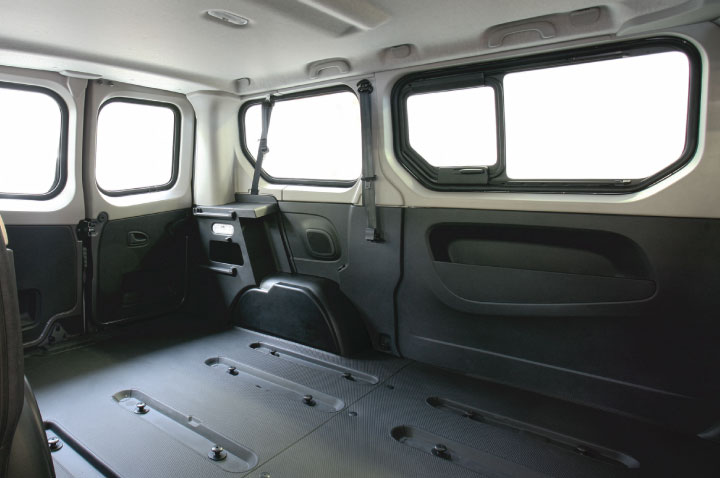 Focaccia Group Vivaro Trafic Interior Trims